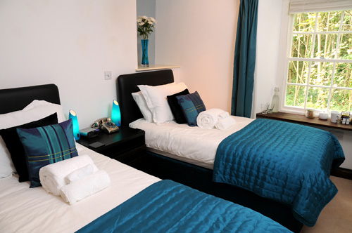 Room 4 the Aramay St Agnes Cornwall